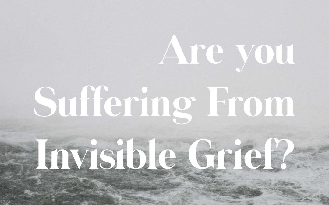 Are you Suffering with Invisible Grief on your Fertility Journey?
