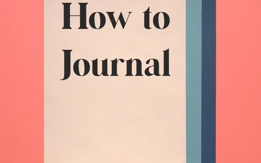 How to Journal to Declutter your Mind during your Fertility Journey.